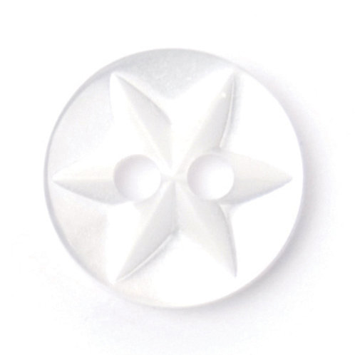 Milward Carded Button: B801-0015
