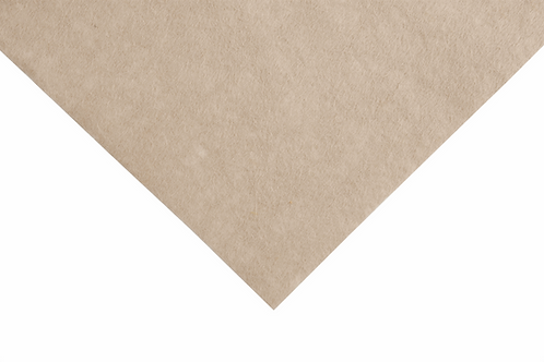Felt Wool: Squares: 30 x 30cm: Mushroom