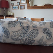 Knitting Bag by Andrea