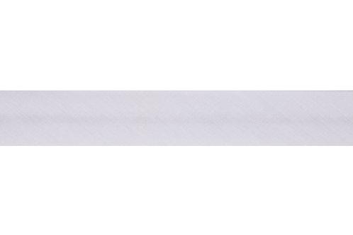Bias Binding - 12mm White