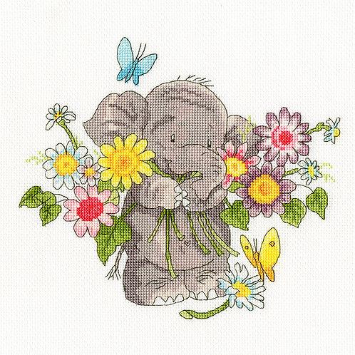 Elly - Jumbo Bouquet