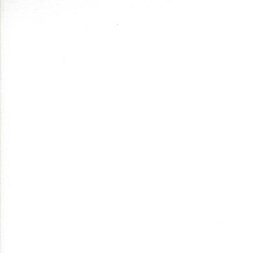 Moda Solids - 9900 98 (White Bleached)