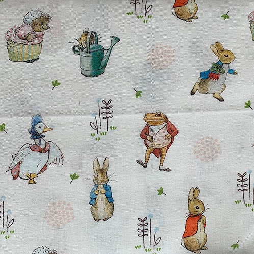 Peter Rabbit - Characters