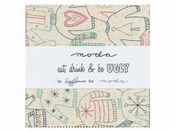 Charm Packs - Eat, Drink & Be Ugly