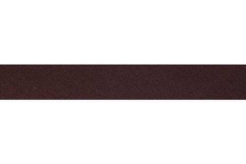 Bias Binding - 25mm Brown