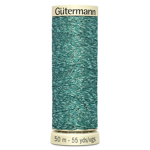 Gutermann Metallic Green