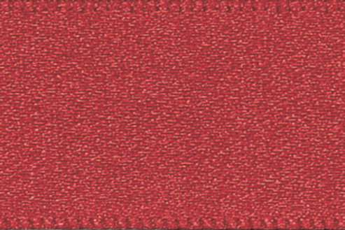 Ribbon Double Satin - 15mm Russet