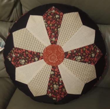 Cushion by Andrea