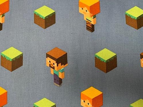 Minecraft - Alex & Steve - 106