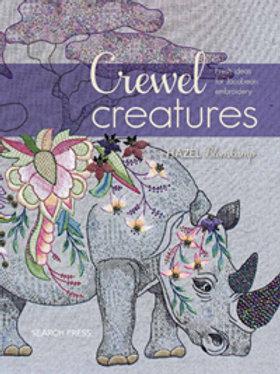 Crewel Creatures