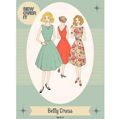 Betty Dress Pattern
