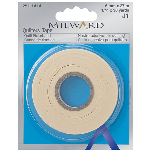 Quilters' Tape: 6mm x 27m: 1 Piece