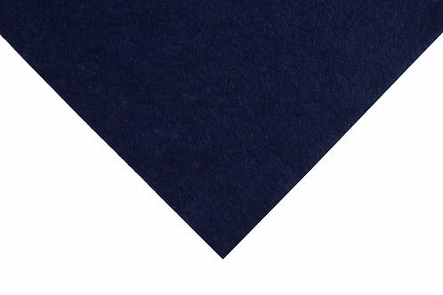 Felt Wool: Squares: 30 x 30cm: Midnight