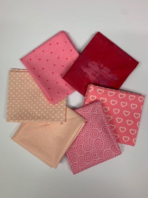 Pinks - Fat 1/4 Bundle
