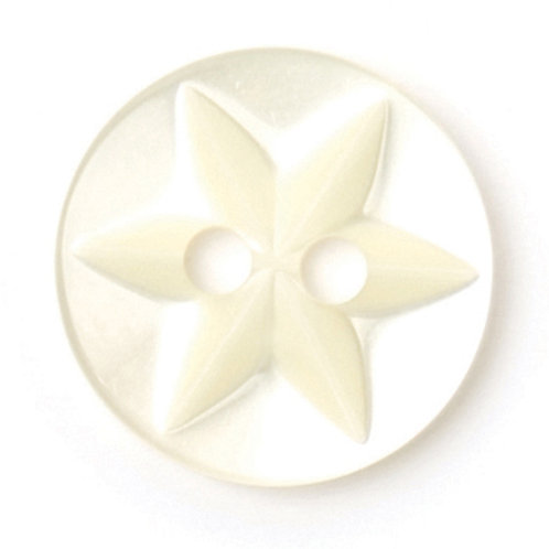 Milward Carded Button: B801-00330
