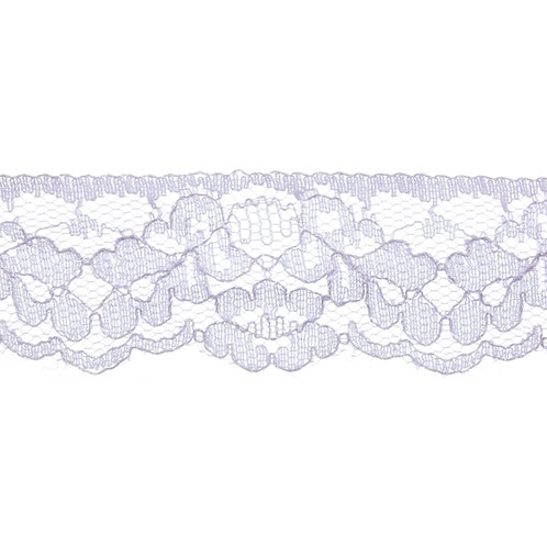 Lace: Nylon: Lilac
