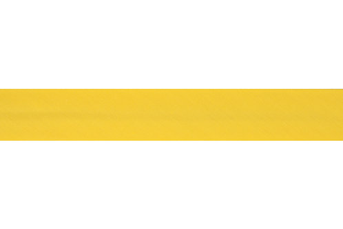 Bias Binding - 25mm Lemon