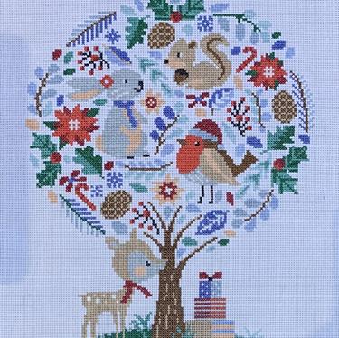 Cross Stitch by Clare