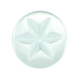 Milward Carded Button: B801-00217