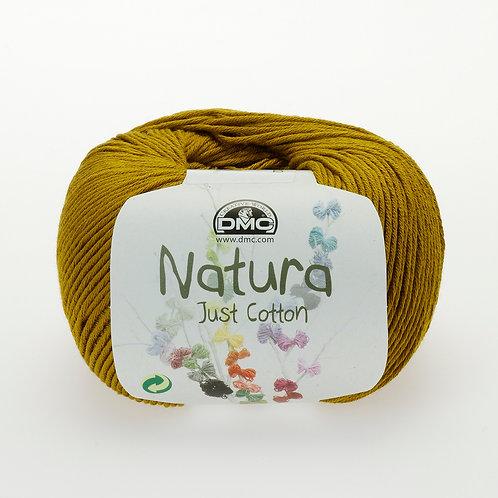 DMC Natura: 'Just Cotton' Crochet Yarn: Curry