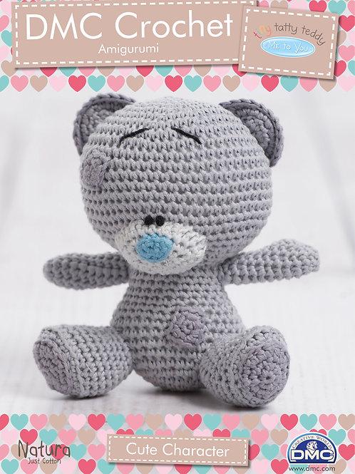 DMC Crochet Pattern: Cute Character