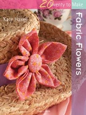 20 TM: Fabric Flowers