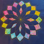 Freemotion Quilting by Janette