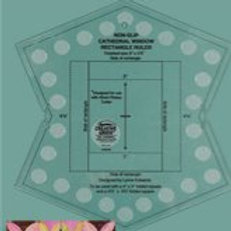 Creative Grids® Non-Slip Cathedral Window Ruler