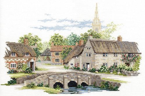 Village England – Wiltshire Village