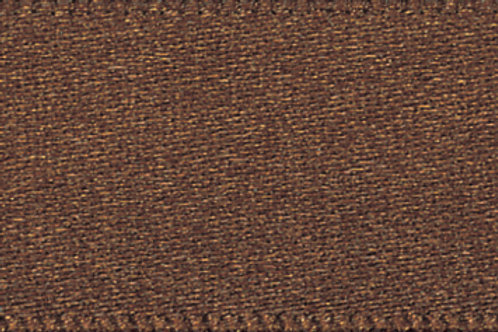 Ribbon Double Satin - 25mm Brown