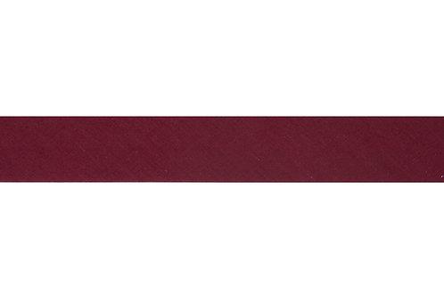 Bias Binding - 12mm Wine
