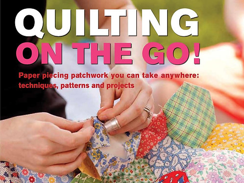 Quilting On The Go!