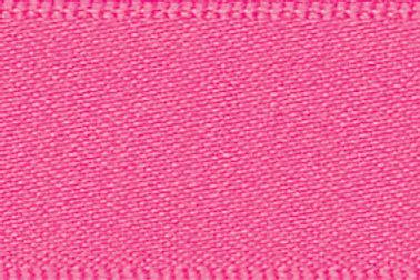 Ribbon Double Satin - 25mm Sugar Pink