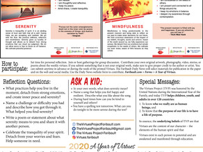 Mindfulness Week #8 - Serenity & Mindfulness