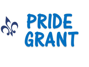 Pride Grant Applications OPEN NOW!