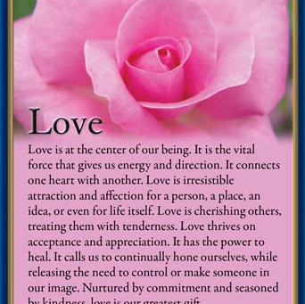 Deb Timmers - showing the love