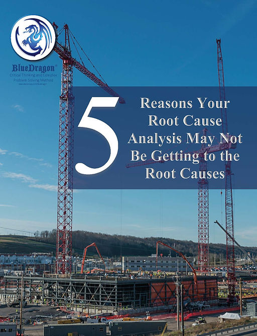 5 Reasons Your RCAs May Not Be Getting t