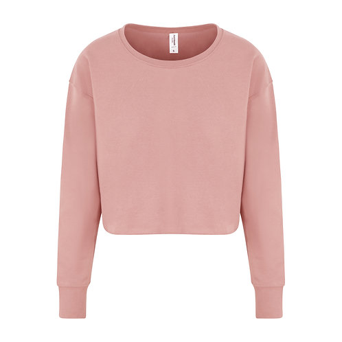 Girlie Cropped Sweater
