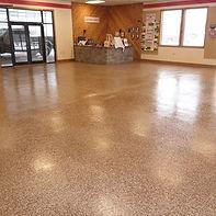 Epoxy Retail Flooring