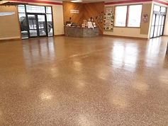 Durable Epoxy/Urethane Flooring