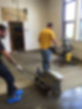Flooring Technicians, Industrial Floor System, Buffalo, NY