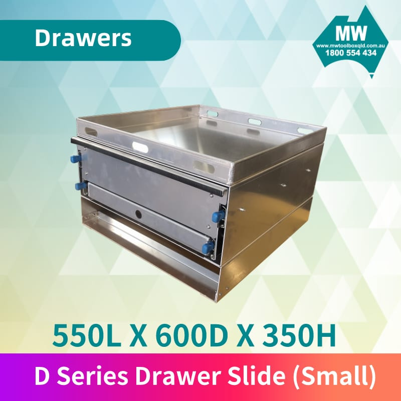 D Series drawer slide