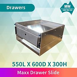 Maxx drawer slide