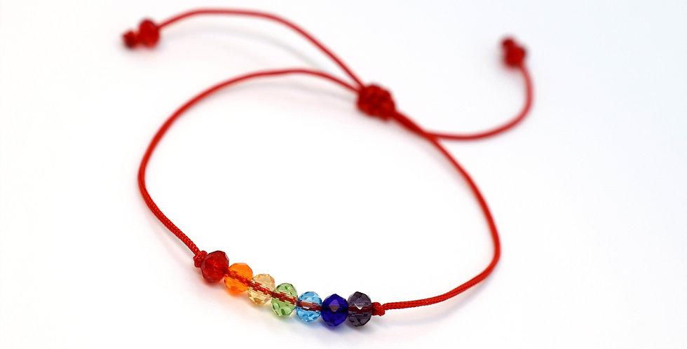 Chrakra Luck Bracelet