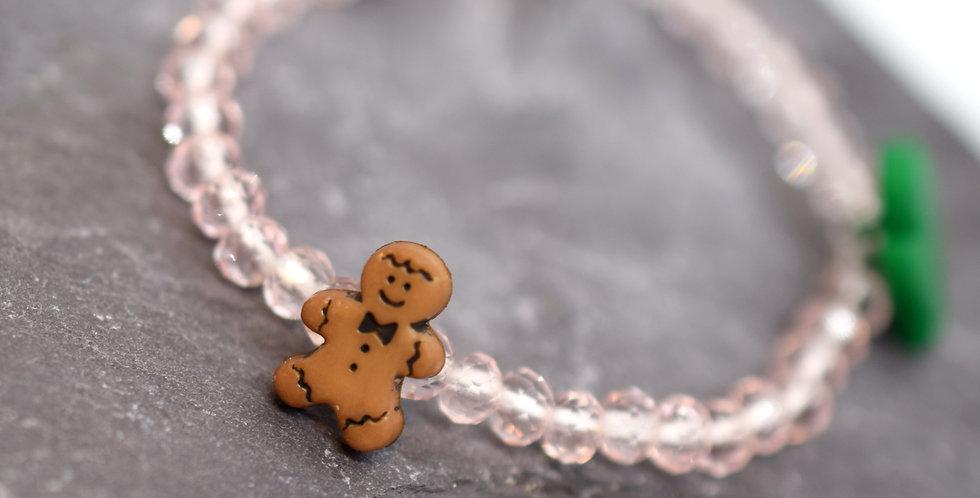 Children Christmas Bracelet