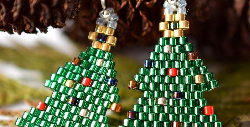 Dangle Christmas Tree Set of 2