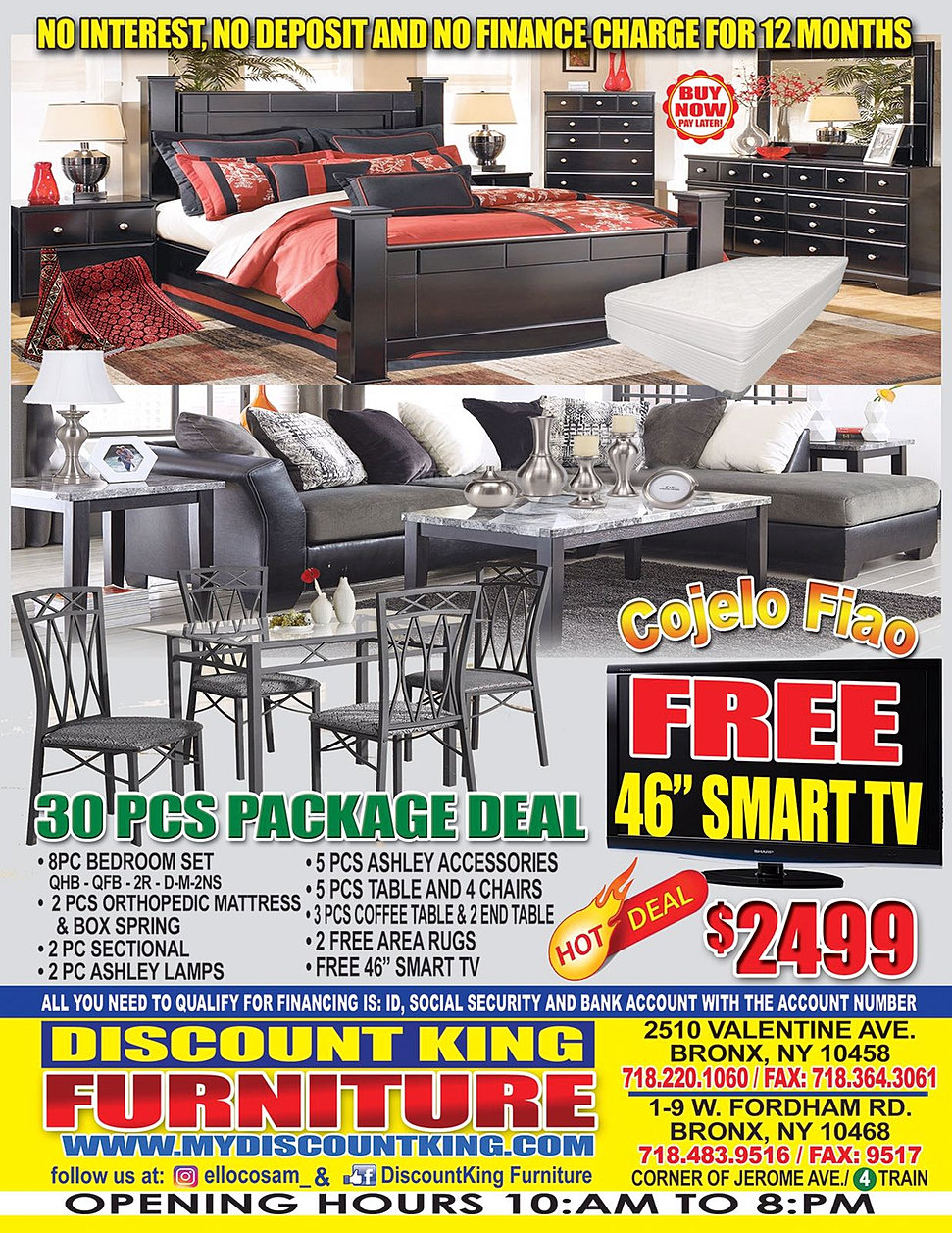 Now Pay Later Bedroom Furniture Discount King Deals