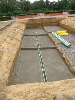 Terrassements et Fondations