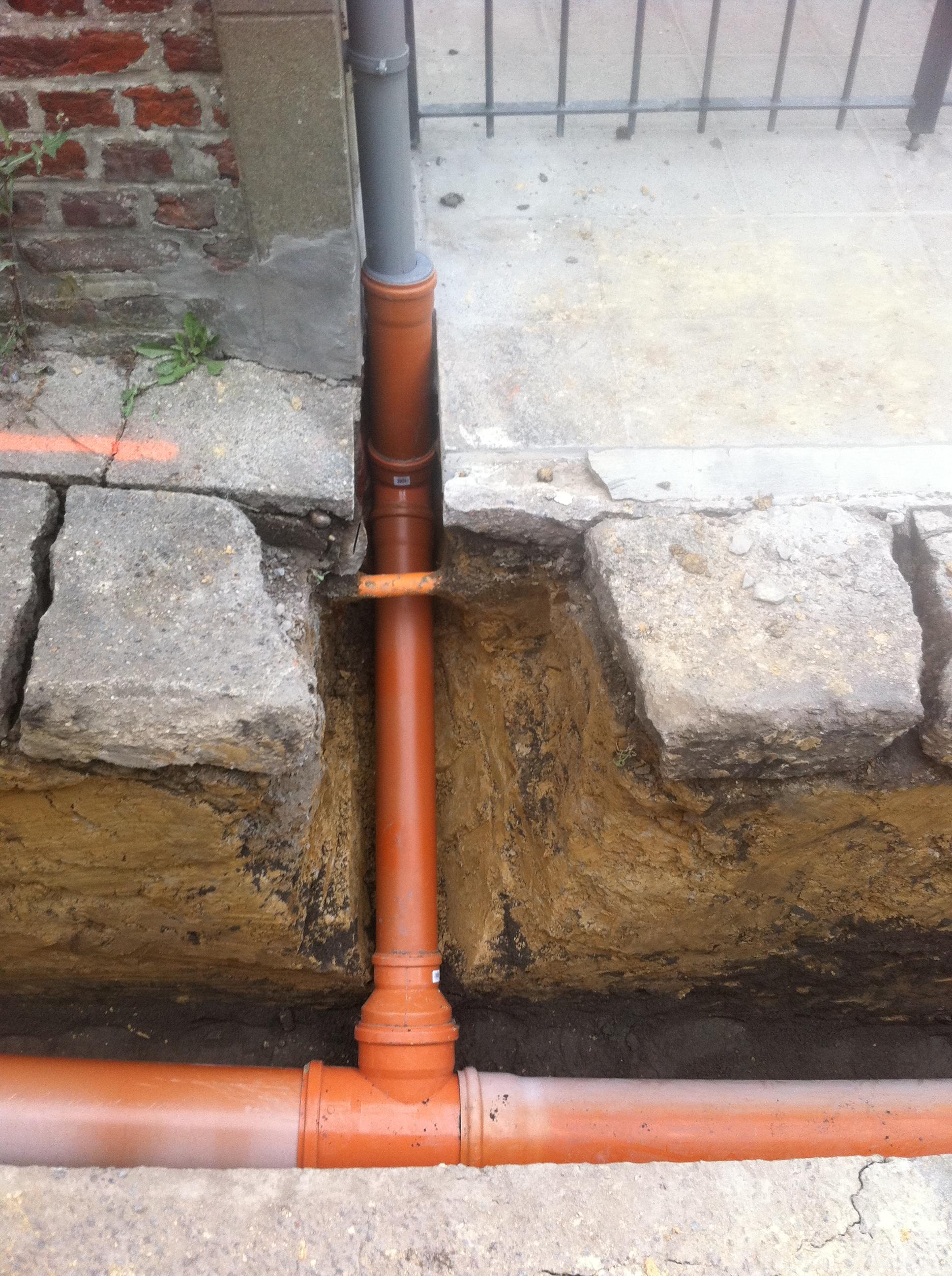 Drainage et récupération des eaux
