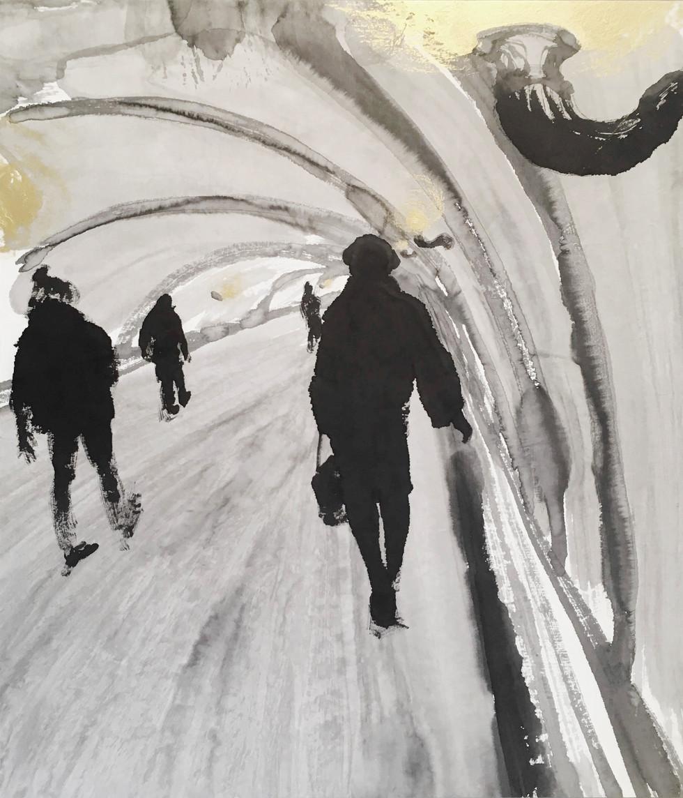 [Chungmuro Gallery] 방석영_2월의 모스크바 지하철역 60